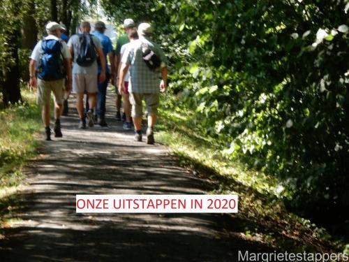 Onze uitstappen in 2020