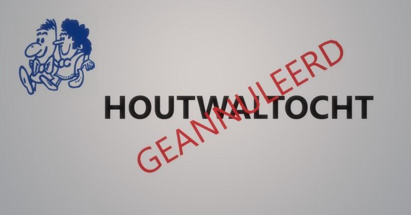 Geen Houtwaltocht op 15 mei met inschrijvingen  – wel uitgepijlde parcours tot 31 mei 2021
