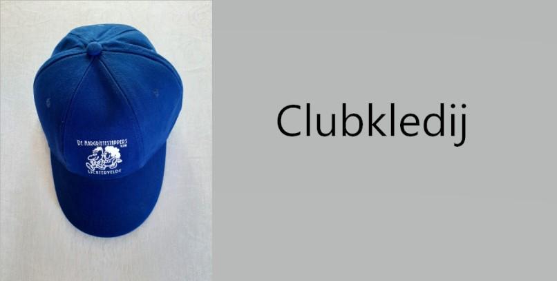 Clubkledij te koop